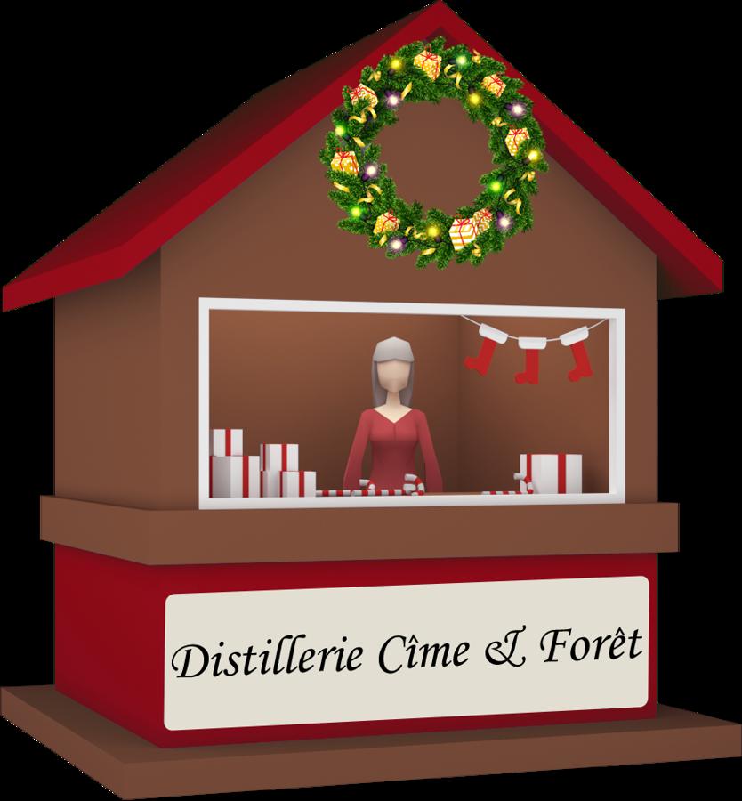 Distillerie Cîme & Forêt