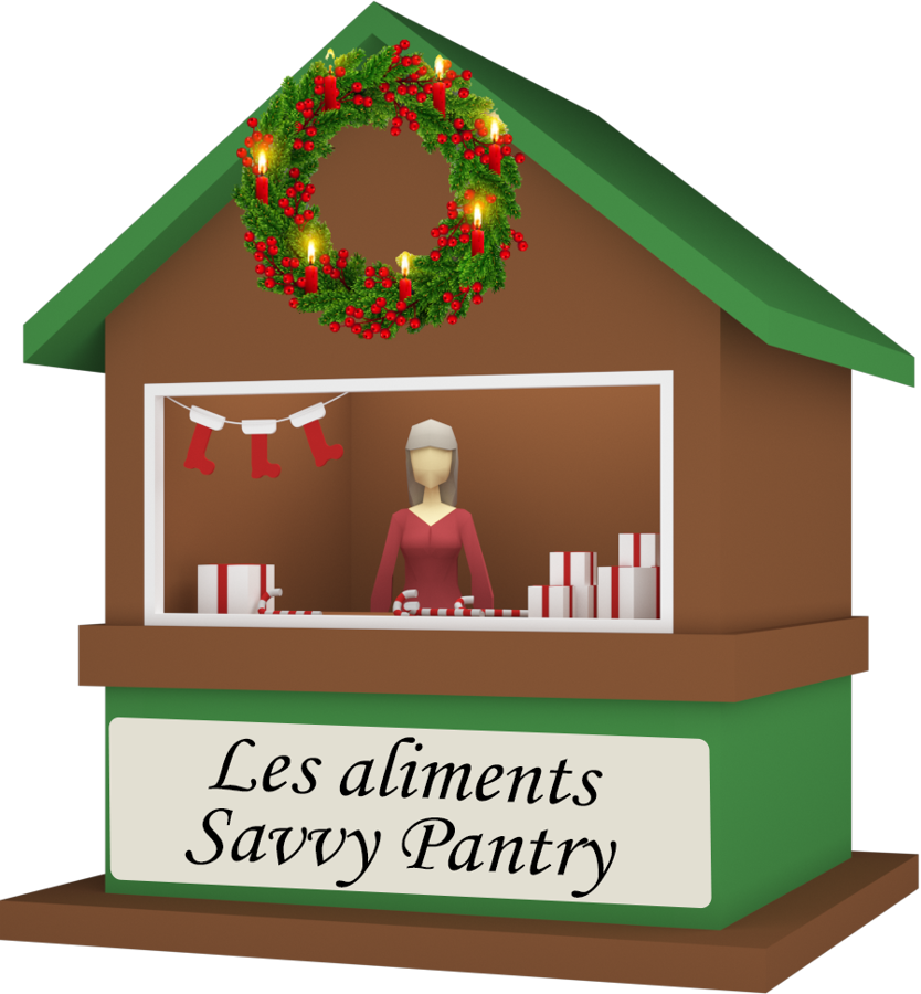 Les Aliments Savvy Pantry