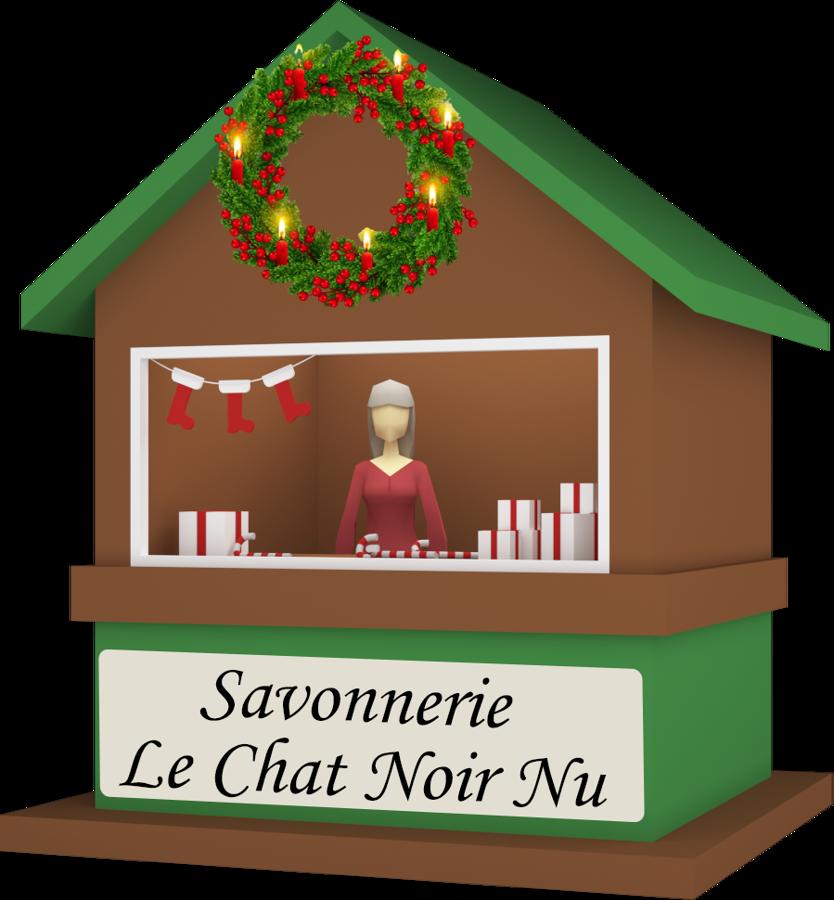 Savonnerie Le Chat Noir Nu